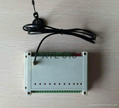 8-way Wireless ON-OFF I/O Module 12-30V 2-3 km 400-470MHz 1000mW  KYL-818