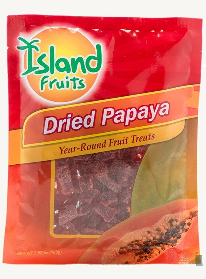 Dried Papaya 2