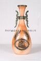 仿玉工藝品花瓶 2