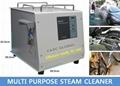 Electric high pressure steam cleaner