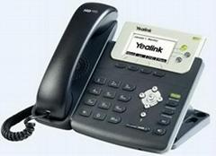 亿联(Yealink)企业级IP电话机SIP-T22P