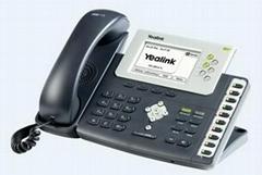 亿联(Yealink)企业级IP电话机SIP-T28P
