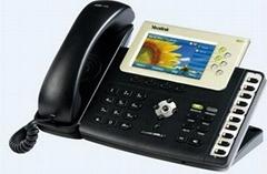 亿联(Yealink)彩屏IP电话机SIP-T38G