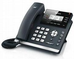 亿联(Yealink)高端无纸化IP电话机SIP-T41P