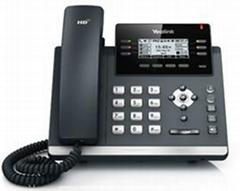 联(Yealink)高端无纸化IP电话机SIP-T42G