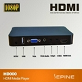 HD000 Shops Stores Background Music Player / Video Player 2