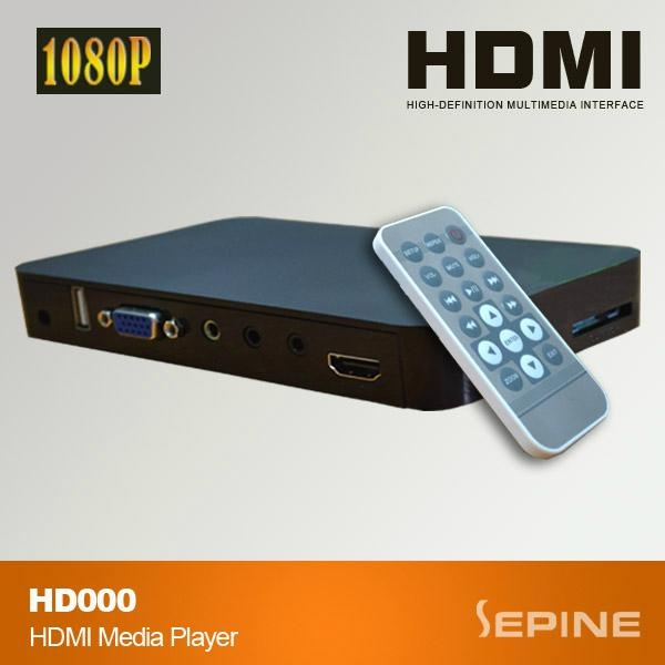 HD000 Shops Stores Background Music Player / Video Player 3