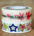 New Assorted Patterns Decoration Tape
