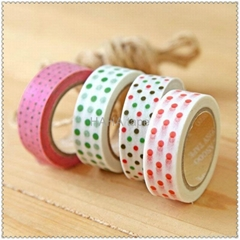 Japanese Washi Tape Decoration Tape DIY Tape