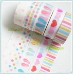 japanese rice paper tape japanese custom washi tape