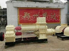 Henan Full-Automatic Vacuum Brick Machine for Foreign Trade