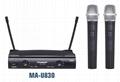 KTV microphone with high quality MA-U830