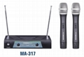 professional wireless microphone MA-317