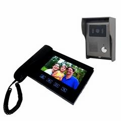 Security 7 inch doorphone video door phone for video intercom