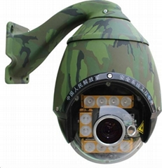 2.4 Megapixel 1080P HD camera outdoor laser IP speed dome camera ONVIF