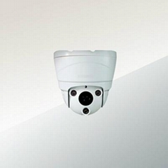 Waterproof High-Speed IR Mini PTZ Camera