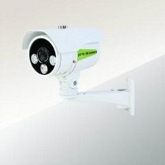 bullet 720P home security cameras with IR 50m IP camera