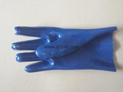 JC1103PVC coated gloves