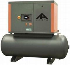 艾玛二合一螺杆式空气压缩机