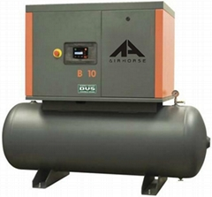 Airhorse Screw Air Compressor (with tank) 7.5kw/10HP