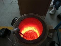 铝合金电磁熔炉