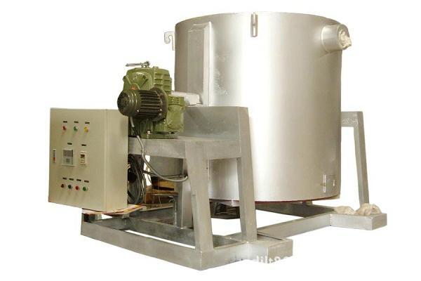可倾式电磁熔炉74232 1