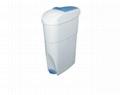 Lady Sanitary Bin  Plastic Foot Pedal Waste Bin