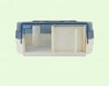 Mini Twin Jumbo Roll Tissue Dispenser 3