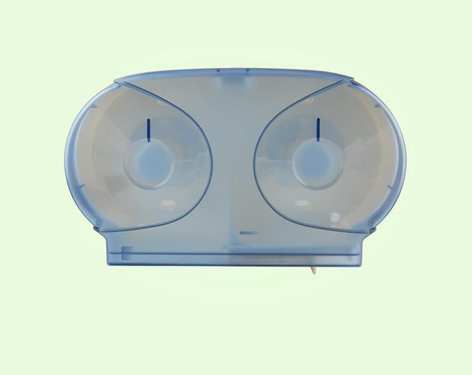 Mini Twin Jumbo Roll Tissue Dispenser 5