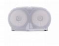"""6"""" Micro-twin Roll Tissue Dispenser"""