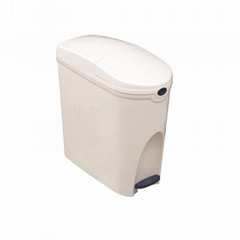 Sensor Lady sanitary bin