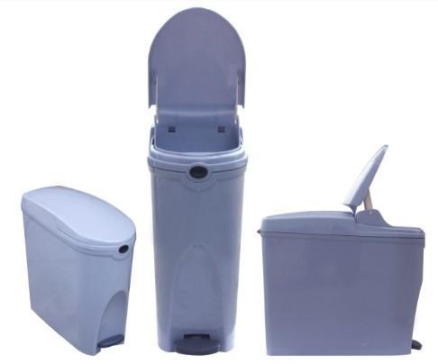 Sensor Lady sanitary bin 2