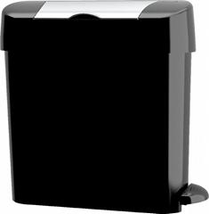 Lady sanitary bin