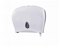 Single&twin roll toilet paper dispenser