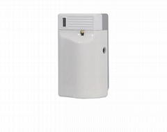 Convenient battery power wall mounted Automatic Remote Control Aerosol Dispenser