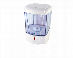 2020 Hot Sale 600ml Transparent visual Automatic Soap Dispenser