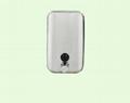 800ml stainless steel soap dispenser