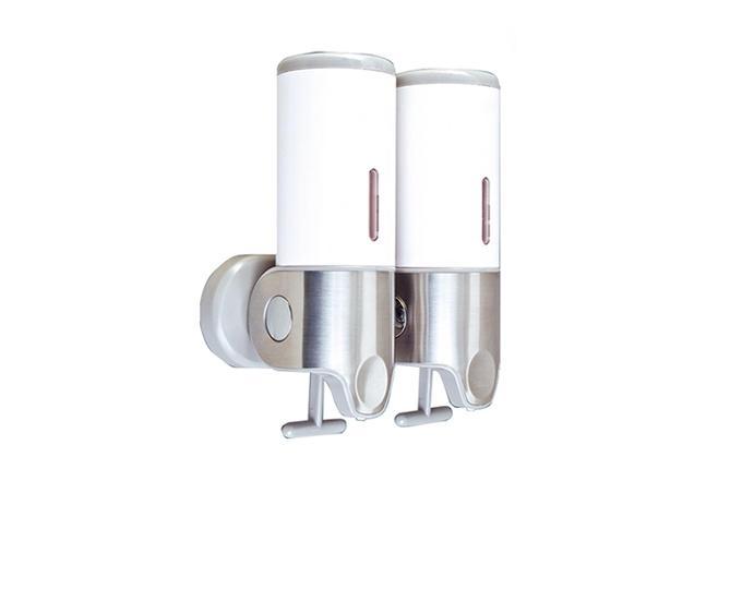 Manual double - end Liquid soap dispenser Hotel Manual lever soap dispenser 1