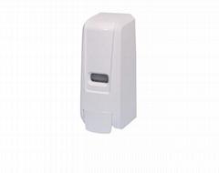 400ml manual foam soap dispenser in public places of hotel toilets