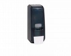400ml wall-mountable manual foam soap dispenser economical