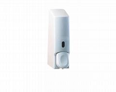 HOT SELL wall-mountable manual foam soap dispenser economical