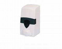 Best-selling soap dispenser foam single - end manual press no punch