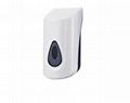 400ML wall-mounted soap dispenser (liquid/foam/spray) for hospital disinfection 1