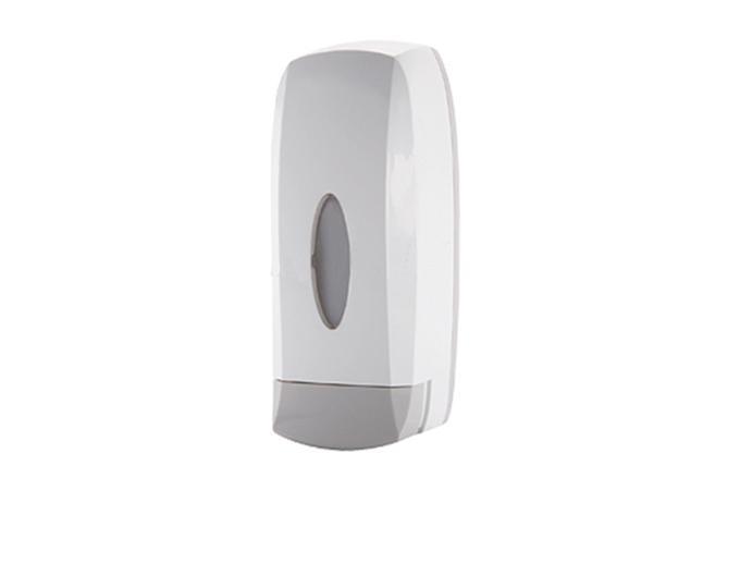 Sanitary Hotel Rooms ABS Plastic 1L Liquid Soap Dispenser 1