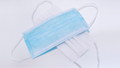 Stock CE FDA high quality disposable surgical face mask 3 layers 1