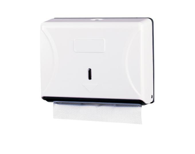 Cheap Price ABS Jumbo Toilet Paper Hand Holder C-Fold Towel Tissue Dispenser 1