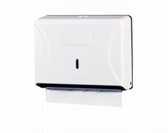 Cheap Price ABS Jumbo Toilet Paper Hand Holder C-Fold Towel Tissue Dispenser