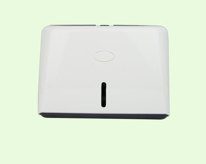 Restaurant Manual Wall Toilet Tissue Paper Hand Towel Holder Dispenser 1