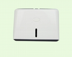 Restaurant Manual Wall Toilet Tissue Paper Hand Towel Holder Dispenser