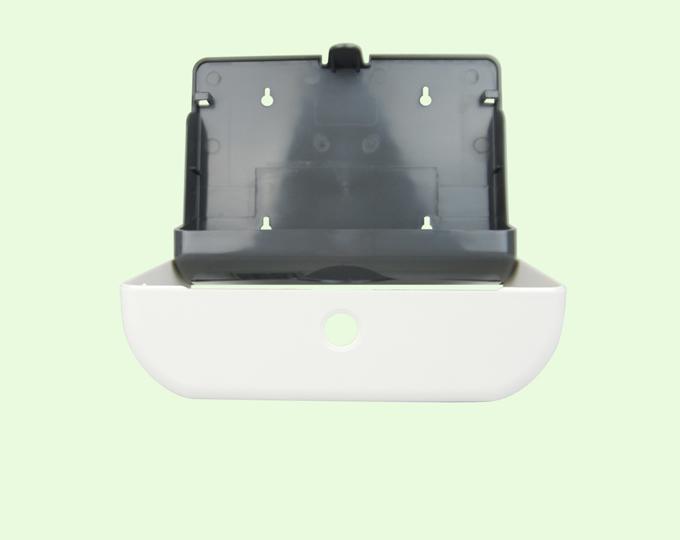 Restaurant Manual Wall Toilet Tissue Paper Hand Towel Holder Dispenser 7